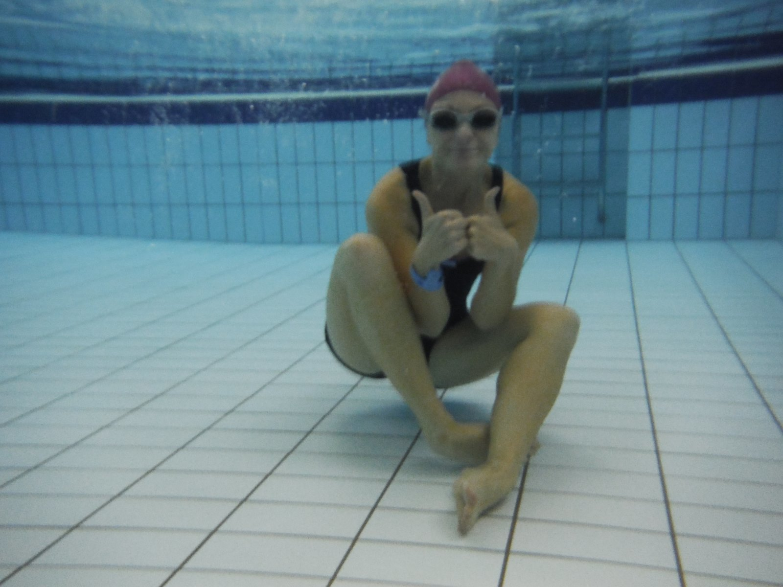 The Aspire Channel Swim Miraculously Improves Sick Woman S Health