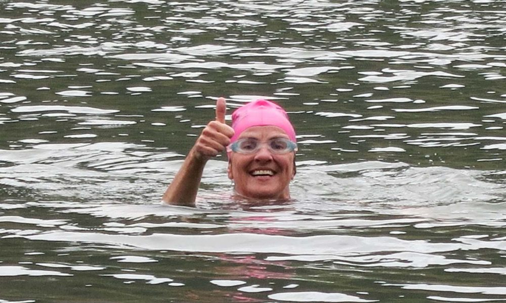 Blog 08 Open Water Swim Kay Rolandi