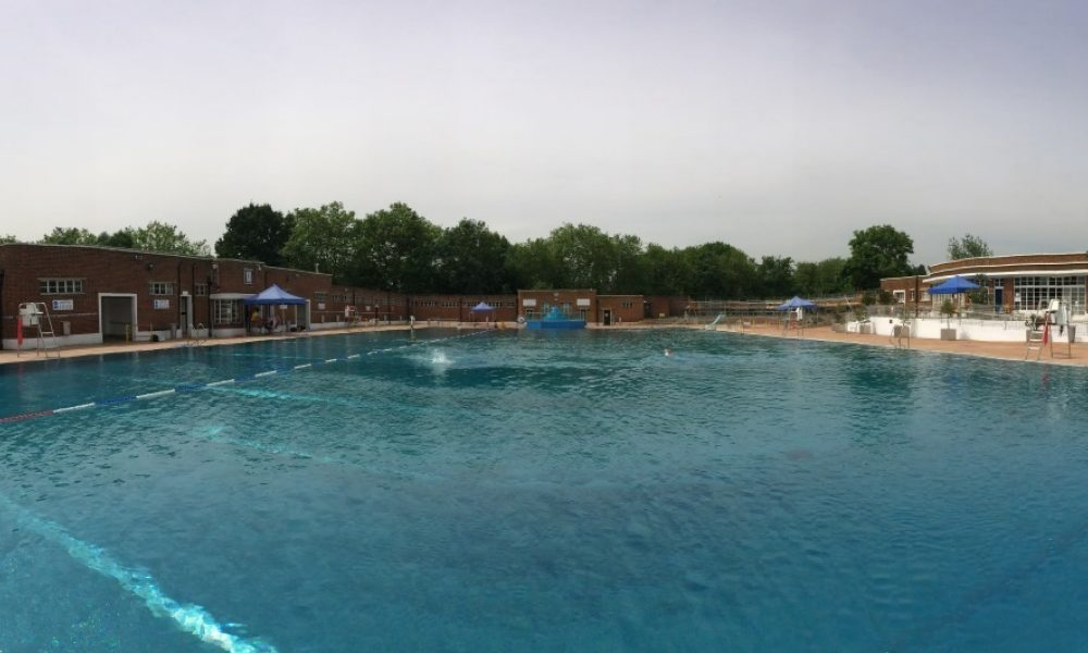 Hampstead Heath Lido